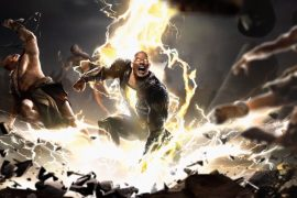 Black Adam Justice Society of America Revealed by The Rock