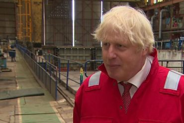 Boris Johnson: 'Time we stopped our cringing embarrassment about our history'