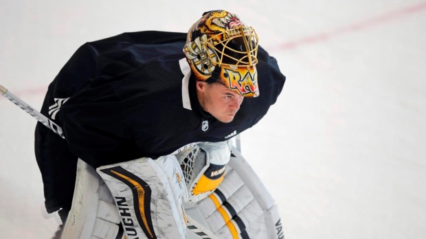 Boston Bruins looking to move forward after Tuukka Rask's surprising decision