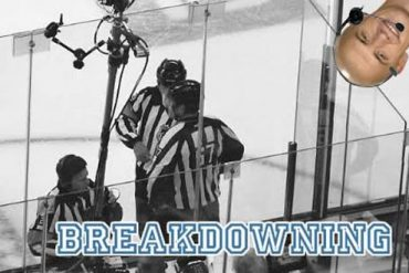 Breakdowning Troy Stecher's series-winning goal in Game 6 against the Blues