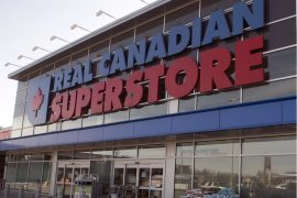 REGINA, SASK :  April 2, 2020  -- The Real Canadian Superstore in the Golden Mile is temporarily closed in Regina on Thursday, April 2, 2020.   TROY FLEECE / Regina Leader-Post