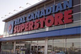 REGINA, SASK :  April 2, 2020  -- The Real Canadian Superstore in the Golden Mile is temporarily closed in Regina on Thursday, April 2, 2020.   TROY FLEECE / Regina Leader-Post