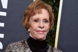 Carol Burnett seeks to be guardian of teen grandson