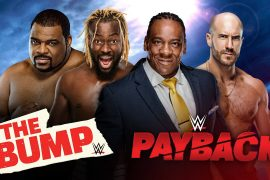Daniel Bryan Does Thunderdome Challenge, Renee Young Farewell Video, WWE The Bump: Payback