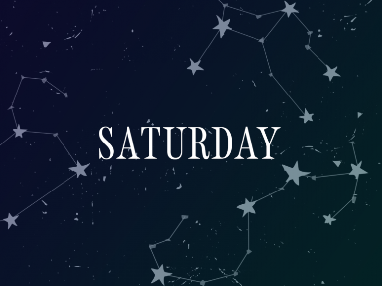 Daily horoscope for Saturday, August 29, 2020