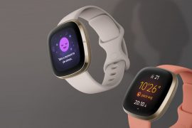 Fitbit Sense, Versa 3, Inspire 2 now available for pre-order