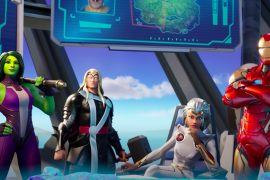 Fortnite Chapter 2: Season 4 pits Marvel's biggest heroes against Galactus