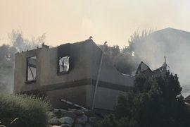'Great progress' made on Christie Mountain wildfire Wednesday - Penticton News