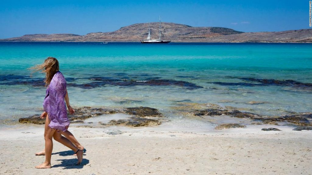 Greece vacation: What it's like to visit on holiday right now