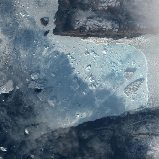 Greenland ice has shrunk beyond return, study finds