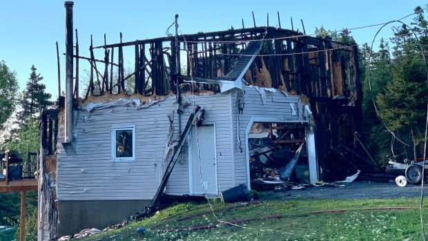 Herring Cove family escapes house fire by jumping from back deck