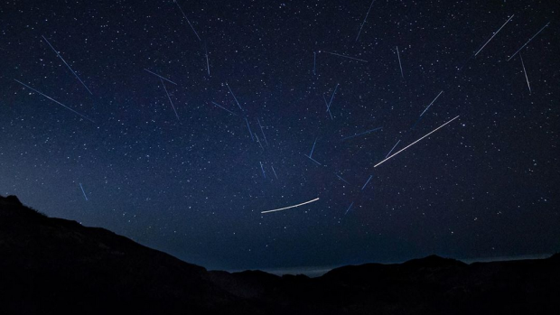 How to catch the Perseid meteor shower at its peak on Tuesday