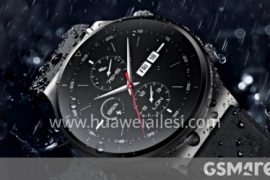 Huawei Watch GT 2 Pro images, features and certification leak