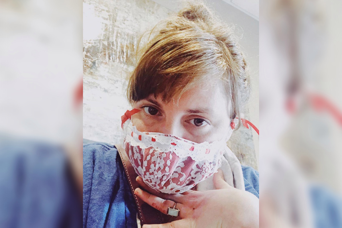 Lena Dunham reveals she battled coronavirus