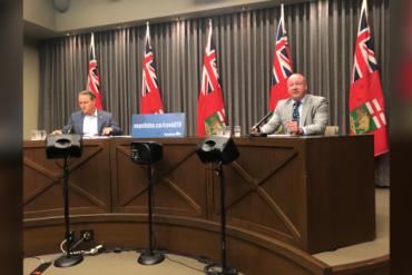 Manitoba records 72 new coronavirus cases, breaks record