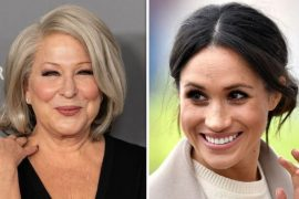 Meghan Markle news: Piers Morgan attacked by Bette Midler over Duchess of Sussex row | Royal | News