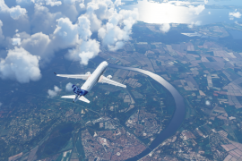 Microsoft Flight Simulator takes off on PC
