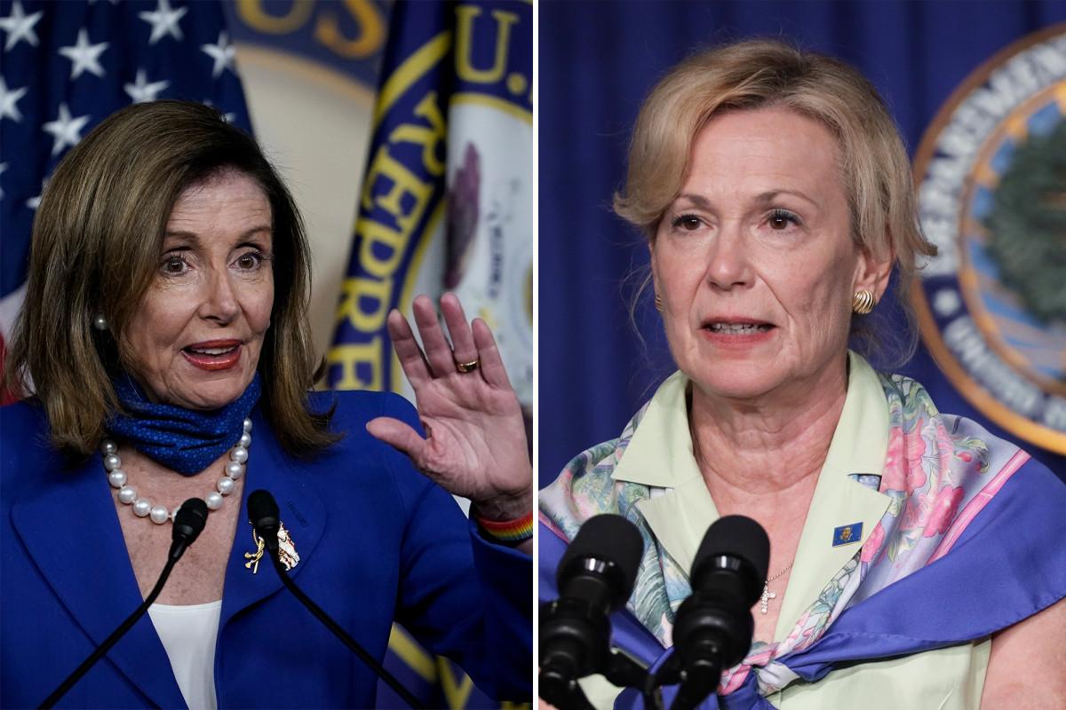 Nancy Pelosi says she has no confidence in Dr. Deborah Birx