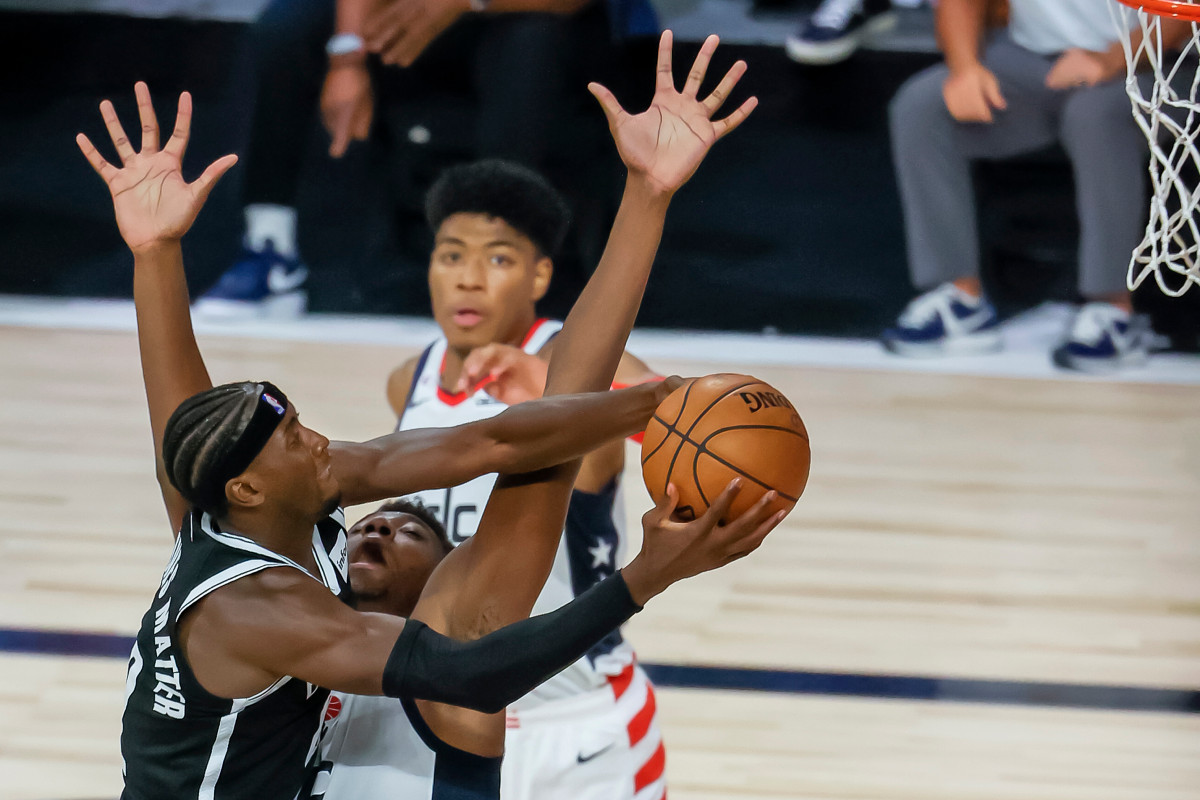 Nets adjustments allowed Caris LeVert to dominate Wizards