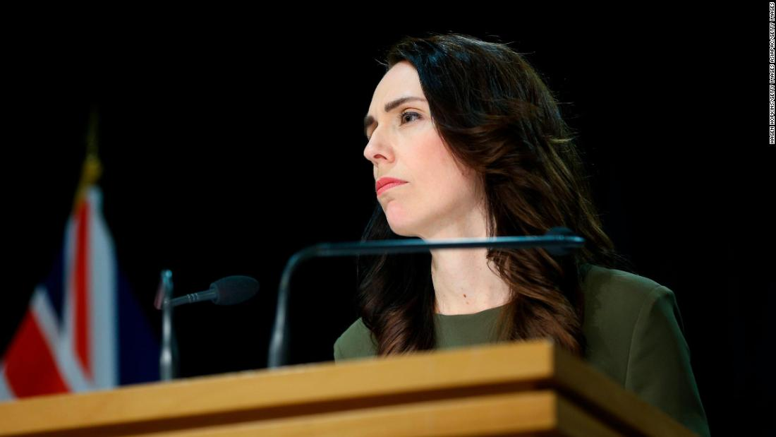 New Zealand Prime Minister Jacinda Ardern delays election over Covid-19