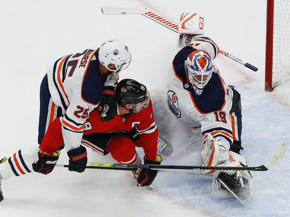 Player grades: Coaching mistakes and iffy defence as Edmonton Oilers eliminated from playoffs