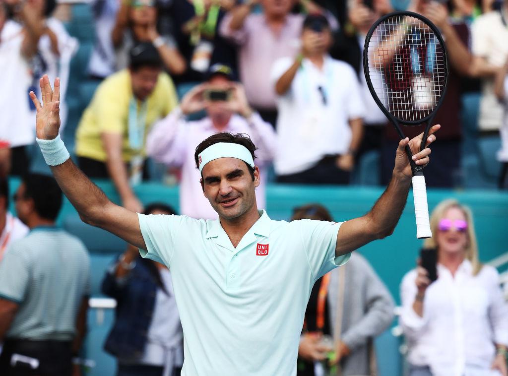 Federer to send