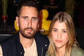 Scott Disick flirting with Kourtney Kardashian again after leaving Sofia Ritchie heartbroken