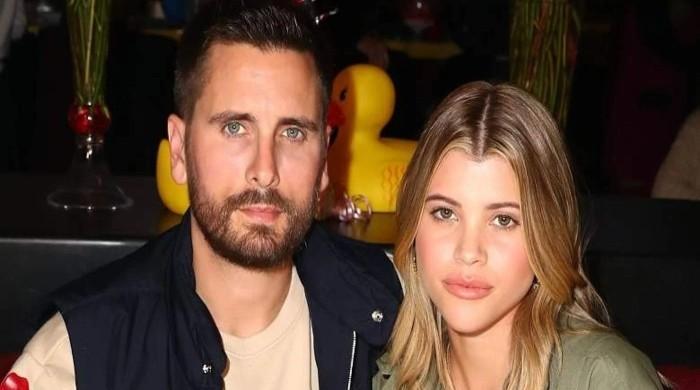 Scott Disick flirting with Kourtney Kardashian again after leaving Sofia Ritchie heartbroken