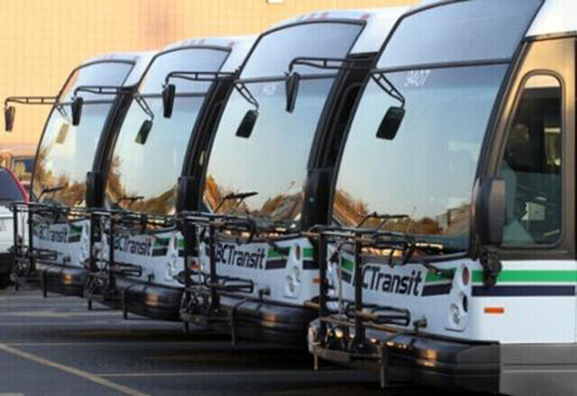 Should masks be required to get on a city bus? - Poll