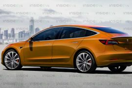 Tesla Reportedly Building Model 3-Based Hatchback To Rival VW ID.3