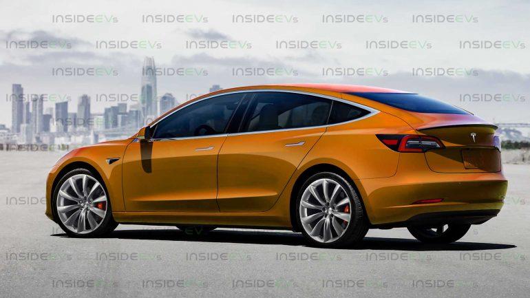 Tesla Reportedly Building Model 3-Based Hatchback To Rival VW ID.3