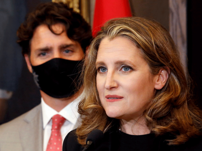 The finance minister and the PM: Trudeau and Freeland face a political dynamic that breeds friction