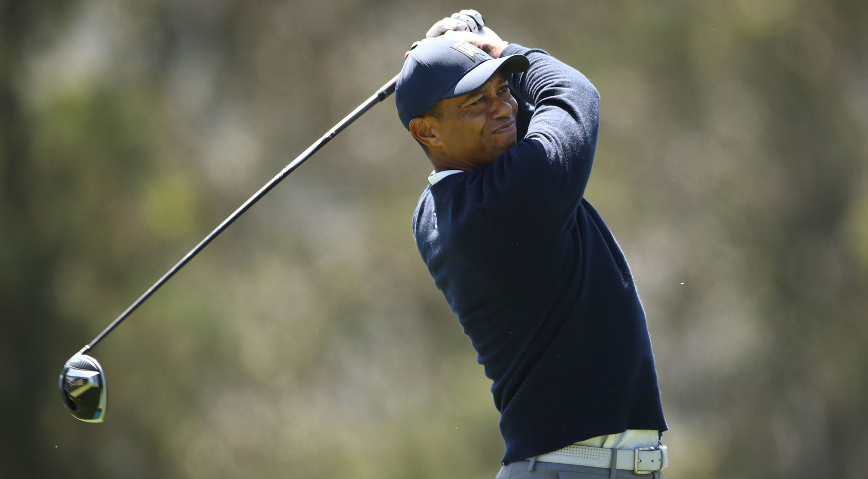 Tiger Woods makes cut after second-round 72 at PGA Championship