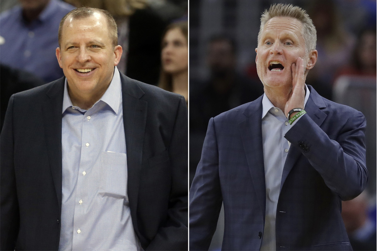 Tom Thibodeau gave Steve Kerr 'really helpful' Andrew Wiggins advice