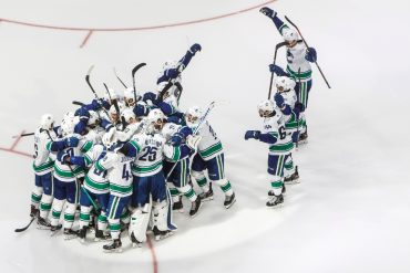 Underdog Canucks out to 'prove people wrong' in another tough series