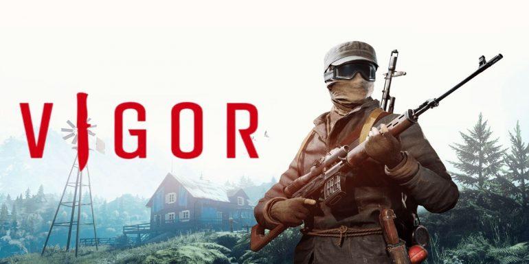 Vigor Confirms PS5 Release and More