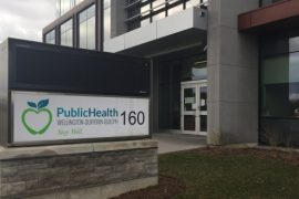 Wellington-Dufferin-Guelph Public Health warns of privacy breach of influenza patients