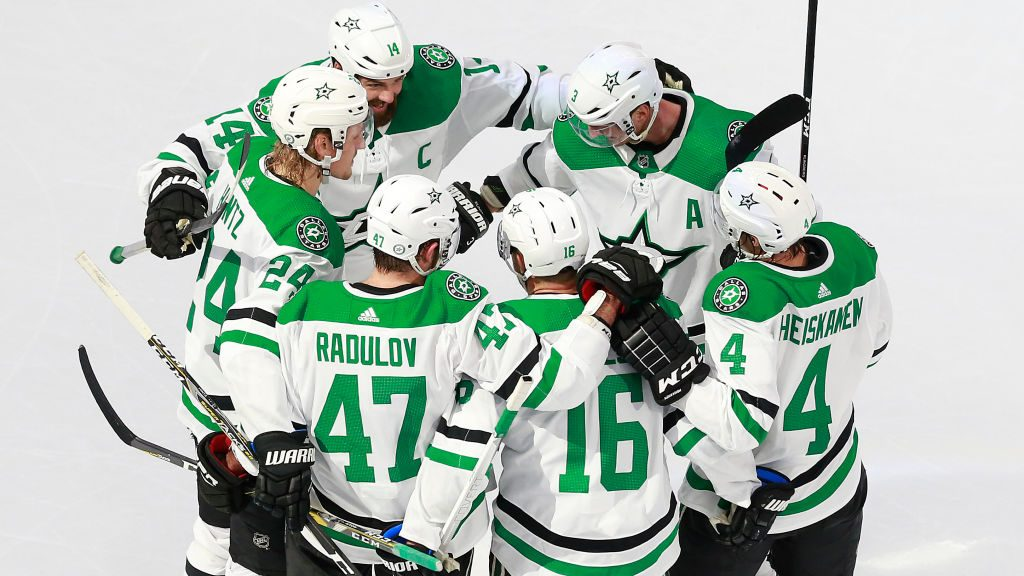 West NHL playoff matchups set Stars third Blues fourth