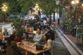 Patio season is almost over in Canada. How will restaurants survive a pandemic winter?