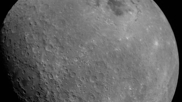 Chang'e-4 lander finds radiation levels on the moon 2.6 times higher than at space station- Technology News, Firstpost