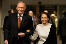 Aline Chretien, wife and trusted adviser of former PM, dead at 84