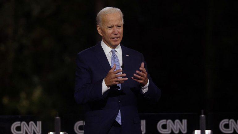 Biden calls Trump 'totally irrational': US election news | USA News