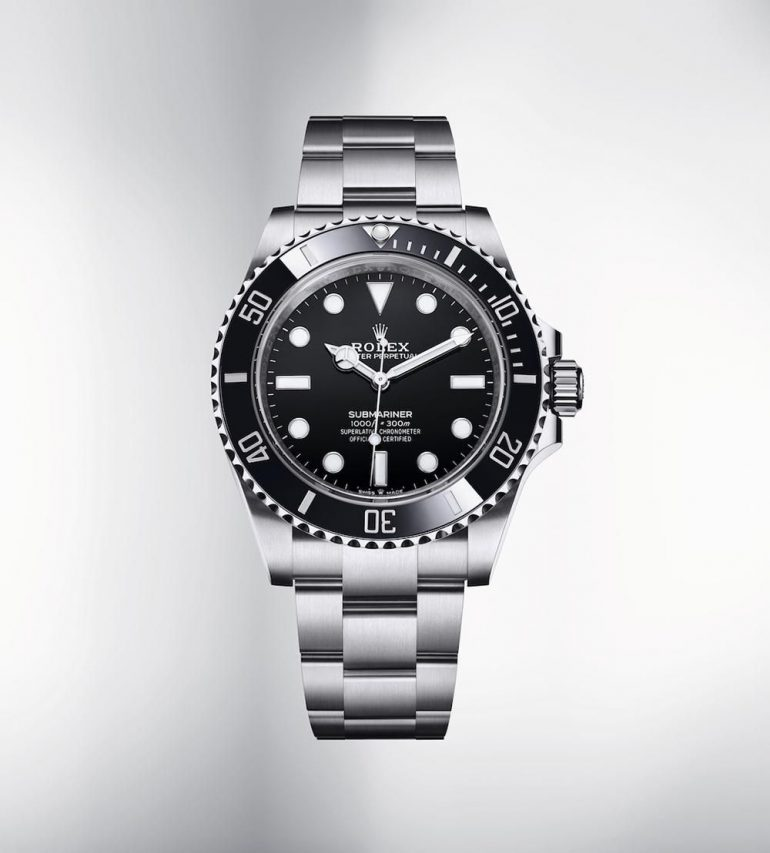Introducing The New Improved Rolex Submariner And Submariner Date, Part Of The New 2020 Lineup
