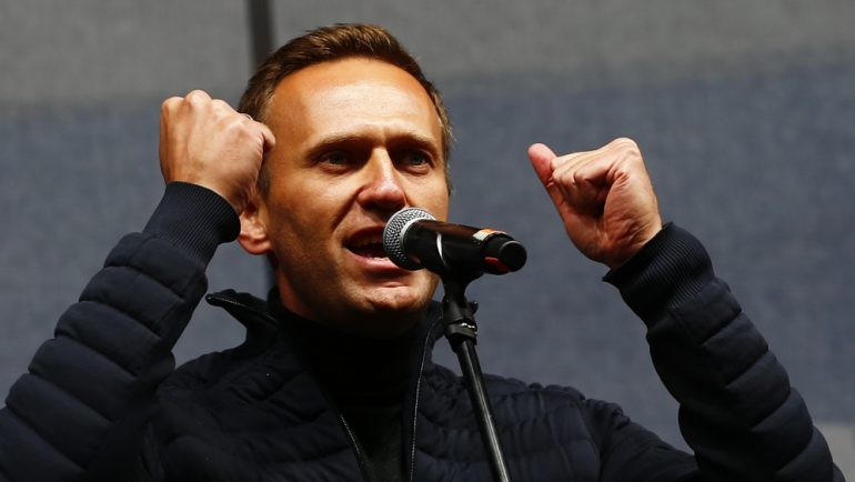 Russia rejects Navalny poisoning accusations after German finding | Russia News