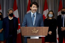 Trudeau Promises Bold Plan for Canada in Throne Speech