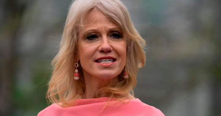 Former Trump aide Kellyanne Conway tests positive for coronavirus - National