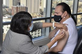 First Nations leaders urge citizens to get the shot, not the flu