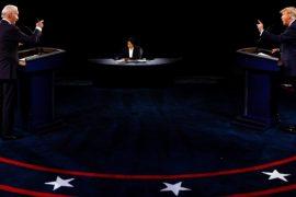 AP fact check: Falsehoods and fumbles in final Trump-Biden presidential debate