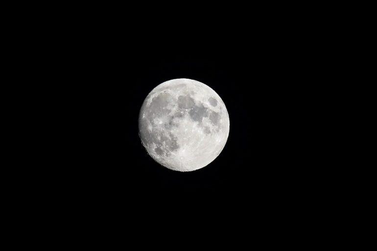 Blue moon to light up Halloween sky