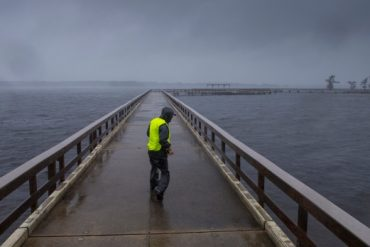 Hurricane Delta inflicts new damage on storm-weary Louisiana